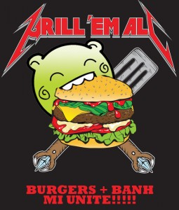 Grillemall and nom nom